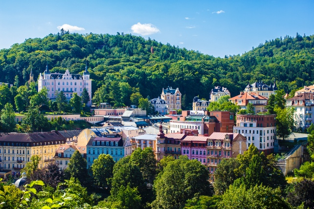karlovy vary czech republic spa towns of europe